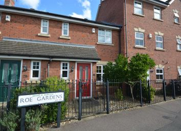 3 bed town house for sale in Roe Gardens, Ruddington, Nottingham NG11