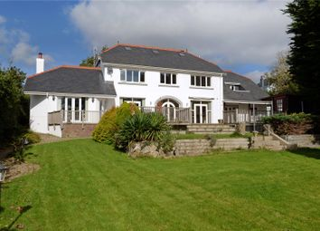 Thumbnail 5 bed detached house for sale in Ryecroft, Narberth Road, Tenby, Pembrokeshire