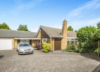 Thumbnail 3 bed bungalow for sale in Coombe Place, Oadby, Leicester, Leicestershire