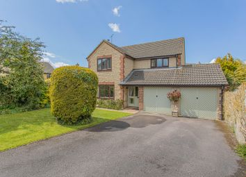Thumbnail 4 bed detached house for sale in Aubrey Rise, Malmesbury