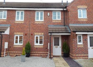 Thumbnail 2 bed property to rent in Eden Close, Hilton, Derby