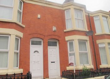 2 bed terraced house to rent in Empress Road, Kensington, Liverpool L7