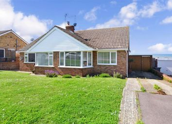 Thumbnail 2 bed semi-detached bungalow for sale in Norview Road, Whitstable, Kent