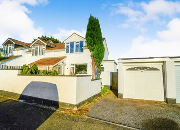 Thumbnail 3 bed end terrace house for sale in River Valley Road, Chudleigh Knighton, Newton Abbot