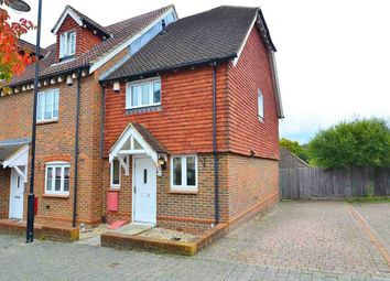 Thumbnail 2 bed semi-detached house to rent in Running Foxes Lane, Singleton, Ashford