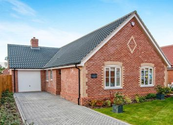 Thumbnail 3 bed detached bungalow for sale in Cornflower Close, Leiston