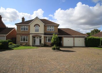 Thumbnail 4 bed detached house for sale in Maple Way, Leavenheath, Colchester