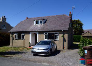 Thumbnail 3 bed detached bungalow for sale in Ffordd Cae Rhyg, Nefyn, Pwllheli
