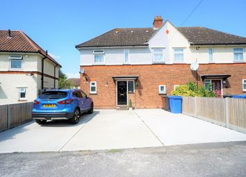 Thumbnail 3 bed semi-detached house to rent in Kipling Road, Ipswich