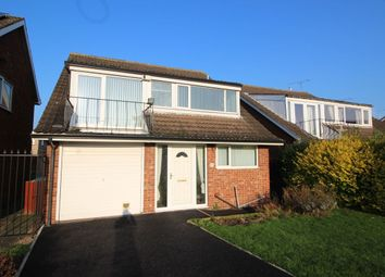 Thumbnail 4 bed detached house for sale in South View Drive, Clarborough, Retford