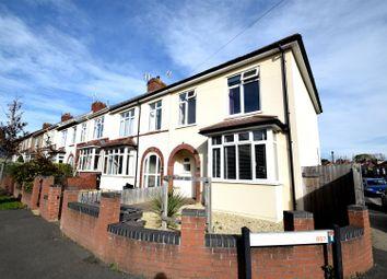 Thumbnail 4 bed end terrace house for sale in Longmead Avenue, Bishopston, Bristol