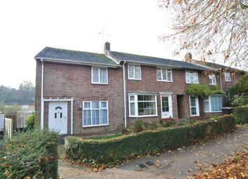 Thumbnail 3 bed end terrace house for sale in Tilecroft, Welwyn Garden City, Hertfordshire