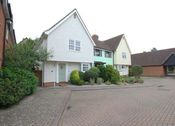 Thumbnail 2 bed end terrace house for sale in Brick Kiln Close, Coggeshall, Essex