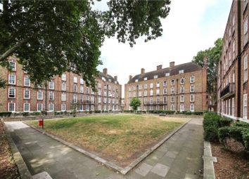 Thumbnail 3 bed flat for sale in Walnut Tree Walk, London