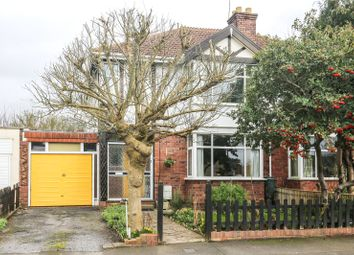 Thumbnail 3 bed semi-detached house for sale in Charis Avenue, Westbury-On-Trym, Bristol