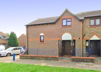 Thumbnail 3 bedroom terraced house for sale in Martlet Close, Chichester