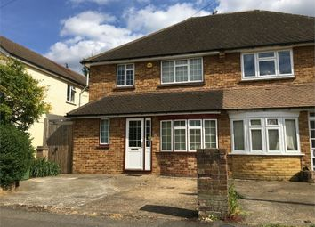 Fulford Road, West Ewell, Epsom KT19. 3 bed semi-detached house