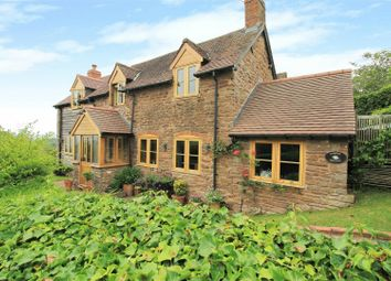 Thumbnail 3 bed detached house for sale in The Downs, Bromyard