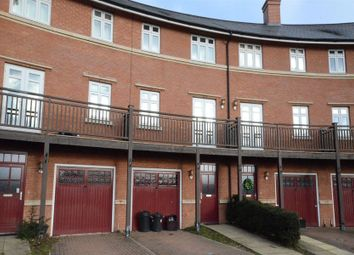 Thumbnail 4 bed town house to rent in Wyatt Crescent, Lower Earley, Reading