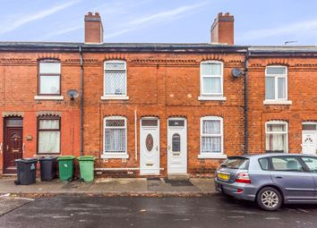 Thumbnail 2 bedroom terraced house for sale in Prince Street, Walsall
