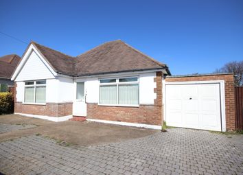 Thumbnail 2 bed detached bungalow for sale in Glyne Drive, Bexhill-On-Sea