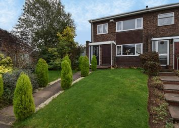 Thumbnail 3 bed end terrace house for sale in Pennine Road, Bromsgrove