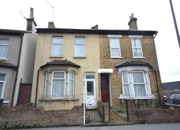 Thumbnail 3 bedroom semi-detached house for sale in Derby Road, Croydon