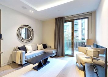 Thumbnail 1 bed flat for sale in Fitzroy Place, London