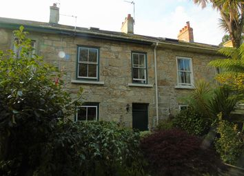 Thumbnail 3 bed terraced house for sale in Coulsons Place, Penzance, Cornwall.