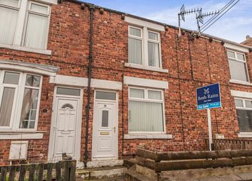 Thumbnail 3 bedroom terraced house for sale in Rock Terrace, New Brancepeth, Durham
