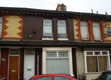 Thumbnail 2 bed terraced house to rent in Gwladys Street, Liverpool