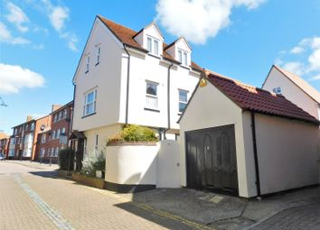 Thumbnail 3 bed detached house for sale in Kings Head Street, Harwich, Essex