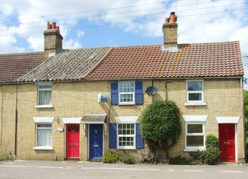 Thumbnail 2 bedroom cottage to rent in Station Road, Bluntisham, Huntingdon