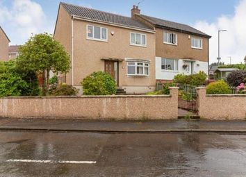 Thumbnail 3 bed semi-detached house for sale in Hawthorn Hill, Hamilton, South Lanarkshire