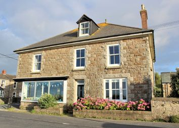 Thumbnail 5 bed detached house for sale in Church Road, Pendeen, Penzance