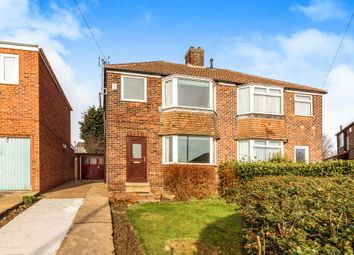 Thumbnail 3 bed semi-detached house for sale in Warren Drive, Rotherham