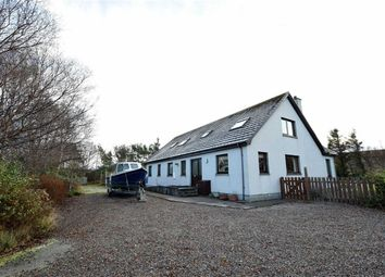 Thumbnail 5 bed detached house for sale in South Erradale, Gairloch, Ross-Shire