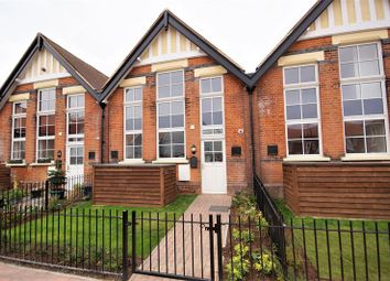 Thumbnail 2 bedroom terraced house for sale in 5 Old School Court, Hinguar Street, Shoeburyness, Essex