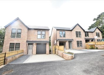 Thumbnail 5 bed detached house for sale in Errwood House, Reservoir Road, Whaley Bridge