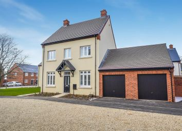 Thumbnail 4 bed detached house for sale in Plot 196, The Darcy, Heyford Park