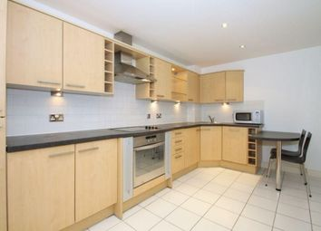 Thumbnail 2 bed flat to rent in Switch House, 4 Blackwall Way
