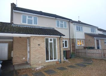 Thumbnail 4 bedroom property to rent in Fallowfield, Orton Wistow, Peterborough