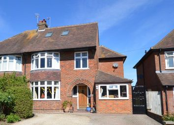 Thumbnail 5 bed semi-detached house for sale in Lionel Avenue, Wendover, Aylesbury