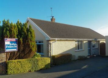 Thumbnail 3 bed detached bungalow for sale in Haven Park Close, Haverfordwest