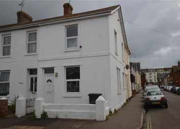 Thumbnail End terrace house to rent in Rosebery Road, Exmouth, Devon