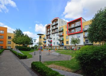 Thumbnail 2 bedroom flat for sale in Holly Court, Greenroof Way, Greenwich, London