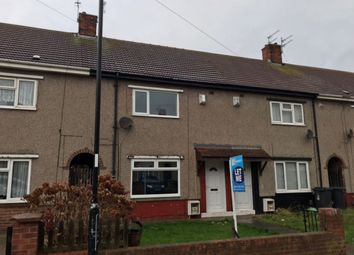 Thumbnail 2 bed terraced house to rent in Carrick Street, Hartlepool