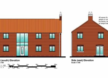 Thumbnail Land for sale in High Road, Weston, Spalding