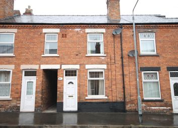 Thumbnail 3 bed terraced house for sale in Wood Street, Newark, Nottinghamshire.