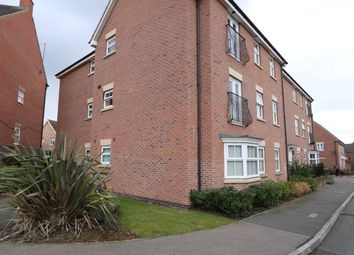 Thumbnail 2 bed flat for sale in Fieldfare Close, Corby